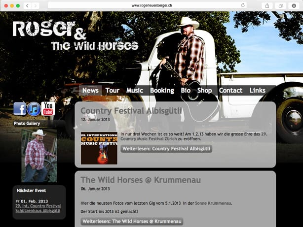 Roger & the Wildhorses