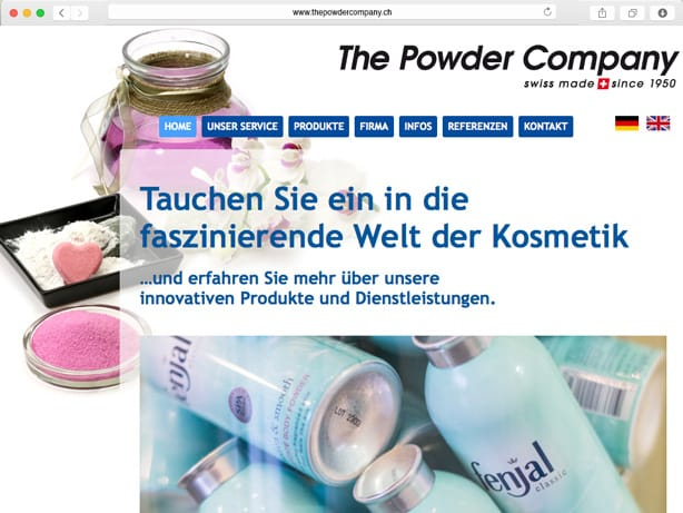 The Powder Company